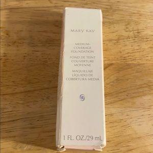 Mary Kay medium coverage foundation bronze 708